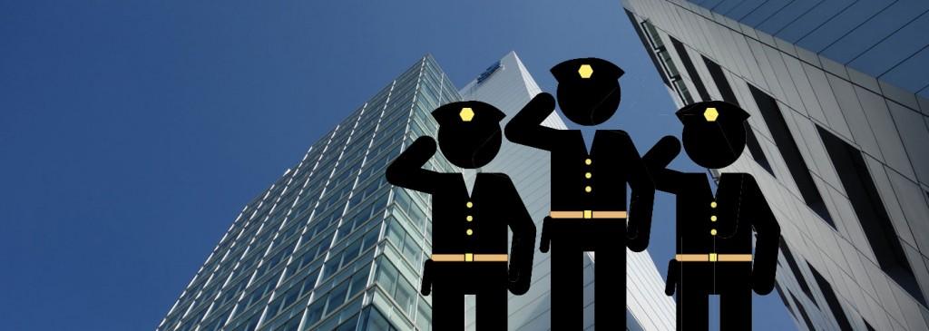 オフィス(会社)を守るセキュリティーシステムと機器